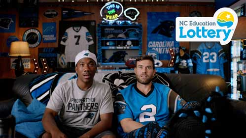 North Carolina Education Lottery – Carolina Panthers